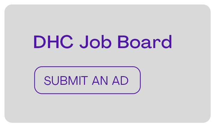 Submit an Ad for the Job Board