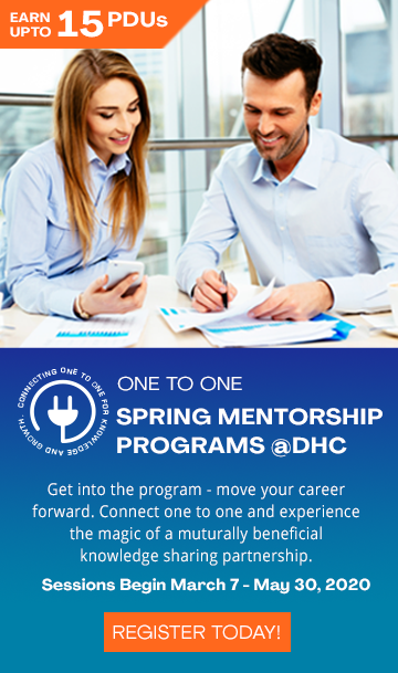 Mentoring Program Register Now